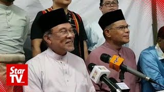 Anwar confident he will be next PM despite no set date