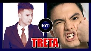 Felipe Neto responde New York Treta e chama Daniel Verçosa de PIVETE