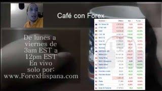 Forex con Café del 4 de Mayo 2016