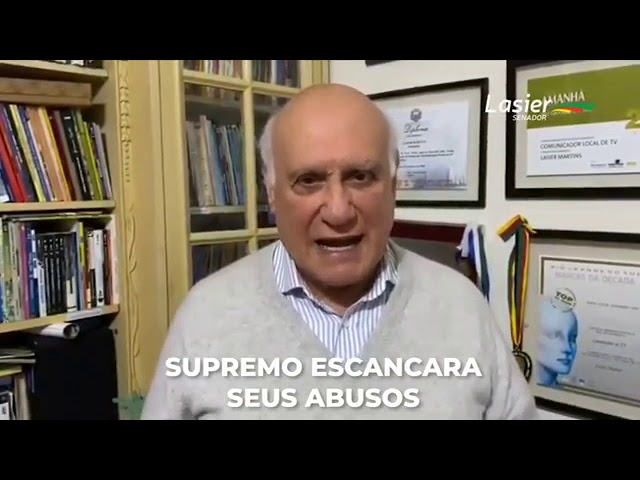 O Supremo escancara seus abusos