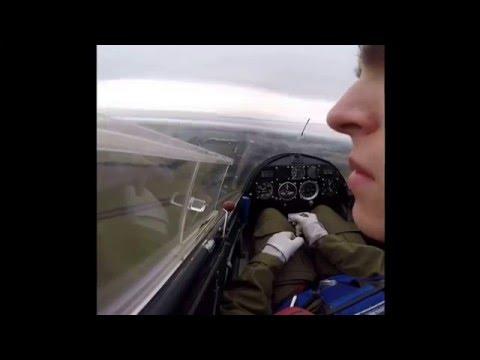 Pilatus B4 aerobatics - Wolds Aerobatic Team
