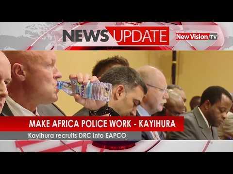 Make Africa Police Work  - Kayihura