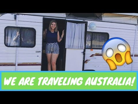 We Bought A Caravan | We Are Traveling Australia!!!