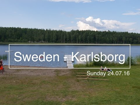 Day 16 - Karlsborg - Sweden [4K]