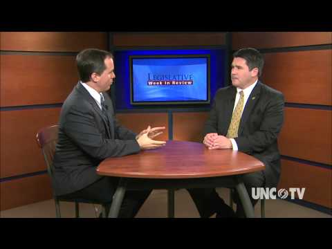 Legislative Week in Review for Feb. 15, 2013 on UNC-TV