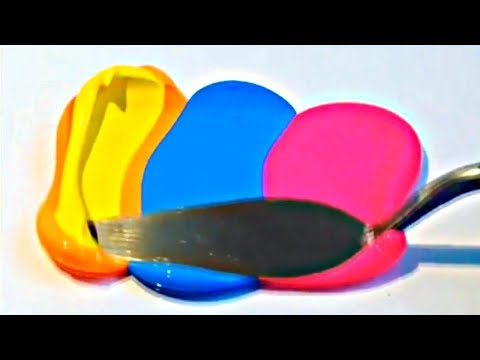 1 Hour Of Paint Mixing ~ Best Satisfying Compilation On Youtube! | ASMR |