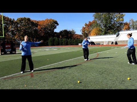 How to Play Off-Ball Defense | Women's Lacrosse