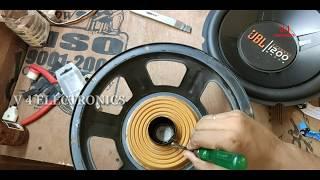 JBL Subwoofer Repair || V4 ELECTRONICS |