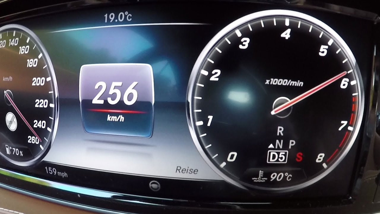 2016 Mercedes Benz S500 4MATIC Coupe 0 100 km h 0 60 mph