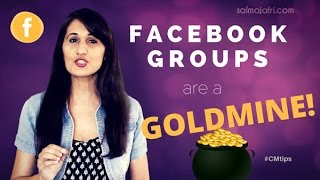 Facebook Groups Marketing: What to Say Inside FB Groups To Win Customers & Friends!