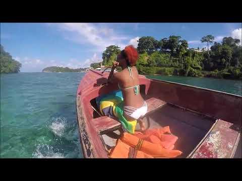 Blue Lagoon // Monkey Island - Port Antonio, Jamaica