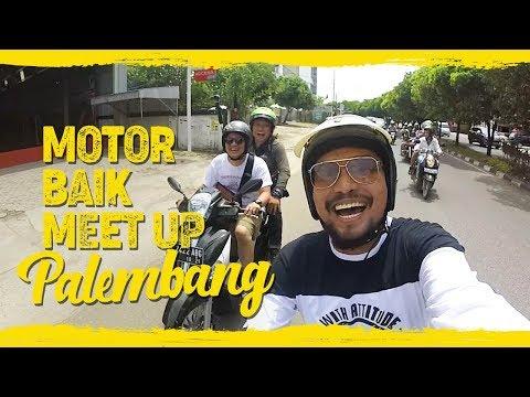 PALEMBANG MACETNYA JUARA!!! - MOTORBAIK MEET UP 2017