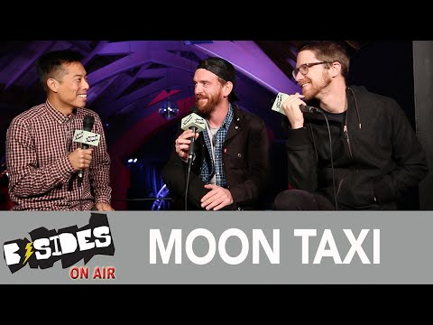 B-Sides On-Air: Interview - Moon Taxi Talks Rage Against The Machine, Daybreaker