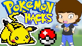 GOOD Pokémon Fan Games and HACKS! - ConnerTheWaffle