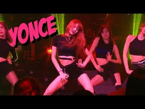 BLACKPINK YONCE | LISA FOCUS (HD)