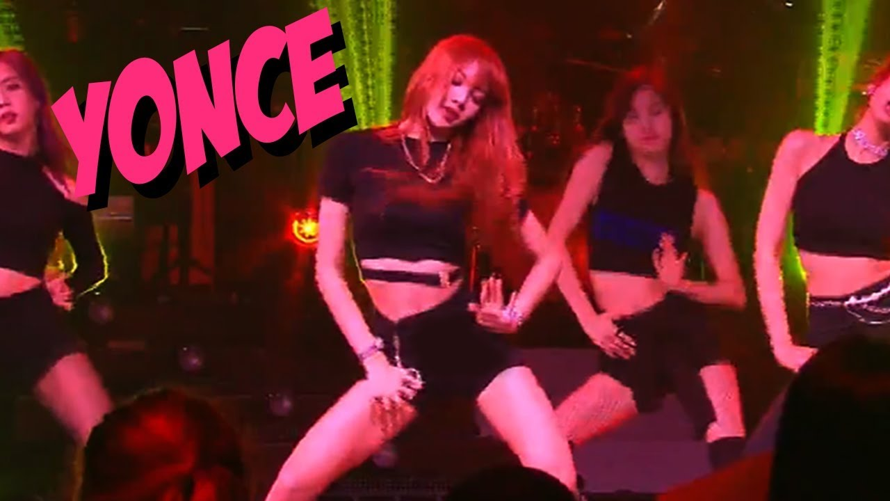 Blackpink Yonce Lisa Focus Hd Choreograph By Kyle Hanagami Youtube