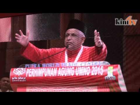 'Tun... hentilah kritik , aibkan pemimpin dan Umno'