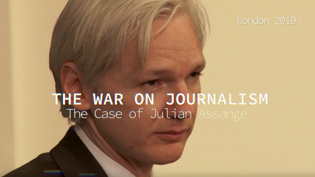 PREMIERE - 'The War on Journalism: The Case of Julian Assange' - Film Screening + Q&A
