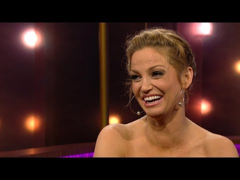 Sarah Harding on New Boyfriend Chad Johnson | The Ray D'Arcy Show | RTÉ One