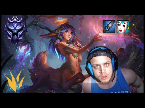 ⚒️ Tyler1 THIS CHAMP IS BUSTED | Lillia Jungle Gameplay ᴴᴰ