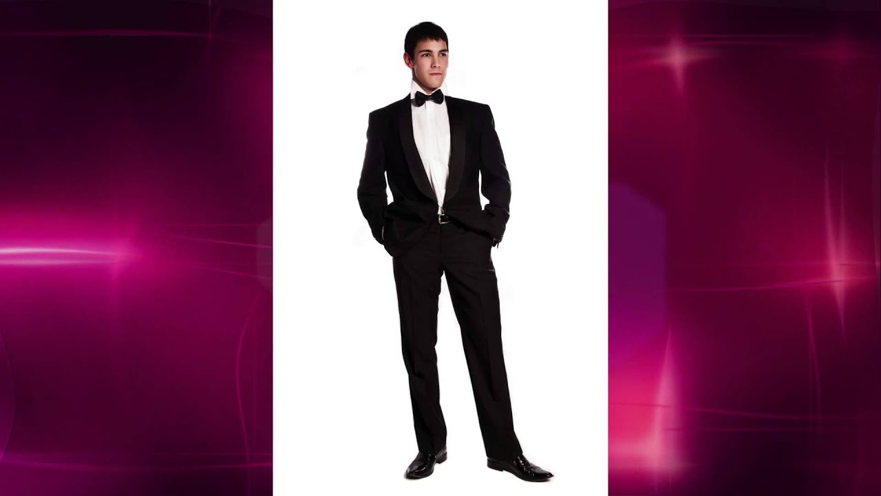 3c05ca44c1bb1 Normas para hombres a la hora de vestir de etiqueta - YouTube