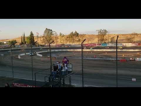 California Modlites at Bakersfield Speedway June 22 2019 heat race 1