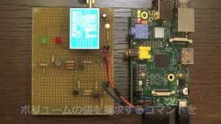Arduino, Raspberry Pi, 特定小電力無線モジュールMU-2とTwitterを使った警報システム構築事例|サーキットデザイン