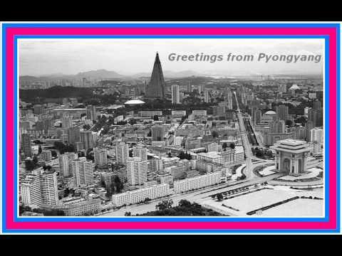 "Music from North Korea: ""Bangapseumnida"""