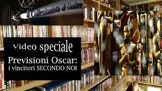 #86 Previsioni Oscar 2017: Chi Vincerà ... SECONDO NOI!