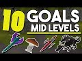 Top 10 Goals for Mid Level Accounts to Work Towards ! Account Goals for Mid Levels![OSRS]