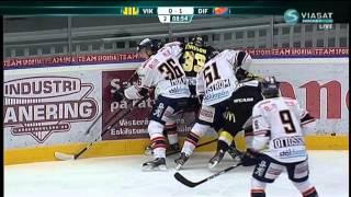Hockeyallsvenskan 2012/13 Omgång 33: VIK Västerås HK - Djurgårdens IF