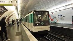 [Paris] MF67 Métro 3 - Bourse