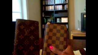 Louis Vuitton Brazza vs. Zippy Compact Wallet Thumbnail
