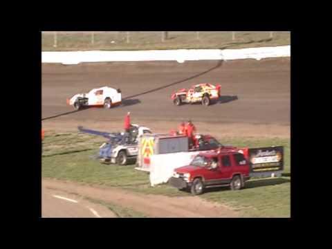 Eagle Raceway Sport Mod Heat 2 on 4-22-17