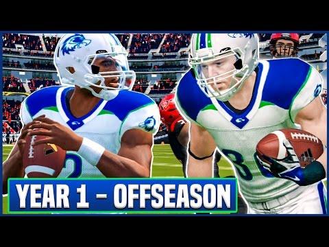 Kalispell Dynasty Year 1 Offseason LIVESTREAM - NCAA Football 14 Dynasty   Ep.17