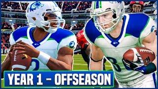 Kalispell Dynasty Year 1 Offseason LIVESTREAM - NCAA Football 14 Dynasty | Ep.17