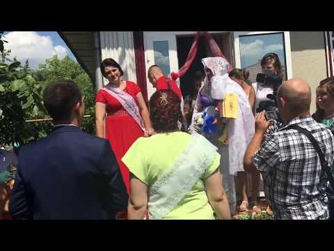 Свадьба в Молдове.Часть 1.