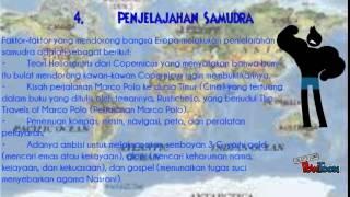 KOLONIALISME DAN IMPERIALISME BANGSA BARAT DI INDONESIA