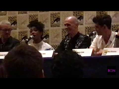 Star Trek: Discovery's Sonequa MartinGreen Gets TearyEyed at Press Conference