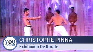 Christophe Pinna - Exhibicion de Karate