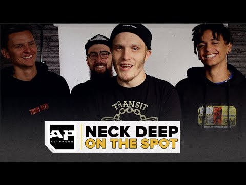 Neck Deep on Defying Negativity, Favorite A Day To Remember Songs and More