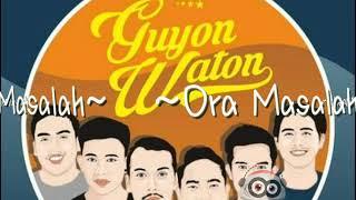 Full Album Guyon Waton Part 1 ((Korban Janji, Ora Masalah, Pikir Keri, Sayang 2, dll)