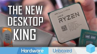 Ryzen 9 3950X Review, The New Performance King!