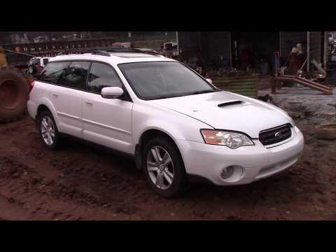 SCRAPPED?! 2005 Subaru Outback 2.5XT