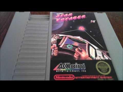 For Love of Games - Star Voyager (NES) Retrospective