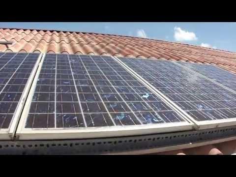 Solar powered music studio - Time For A Break - ft. Turtuga Blanku - 'No More'