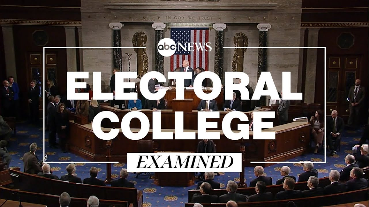 Why don't the Electoral College and popular vote always match up? l ABC News