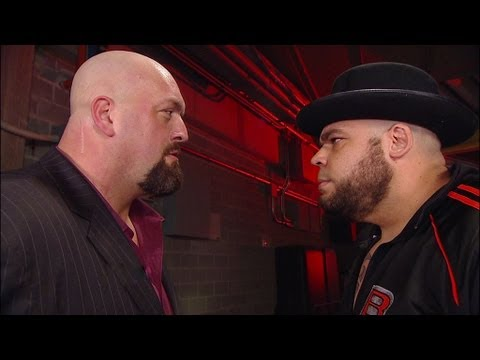 Big Show gets into a heated confrontation with Brodus Clay: Raw, May 28, 2012