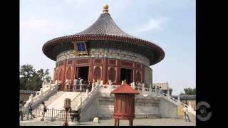Храм Неба. Пекин(В южной части Пекина расположен Храм Неба (Тяньтань). Известен он прежде всего нетрадиционной для китайски..., 2014-08-09T03:10:38.000Z)