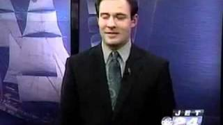 Sportscaster Wants To Start Over, Forgets He